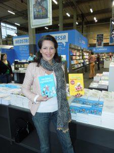 Life & business coach, bemiddelaar, professional organizer, spreker en auteur Sara Van Wesernbeeck @ Barking Dogs