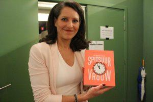 Het handboek voor de spitsuurvrouw van life & business coach, professional organizer en spreker Sara Van Wesenbeeck