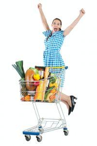 Meer in je winkelkar voor minder geld: 21 tips van Sara Van Wesenbeeck om te besparen op boodschappen - www.barkingdogs.be