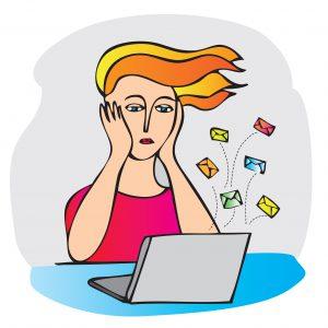 Zonder e-mailstress terug uit vakantie: 11 slimme tips om je inbox te temmen - tips van life & businesscoach Sara Van Wesenbeeck - www.barkingdogs.be