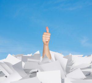 Grip op je persoonlijke administratie in vijf eenvoudige stappen - tips van organizing expert Sara Van Wesenbeeck - barkingdogs.be