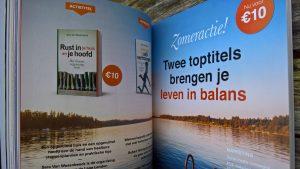 Rust in je huis en je hoofd - boek van professional organizer, life & business coach, bemiddelaar, spreker en auteur Sara Van Wesenbeeck