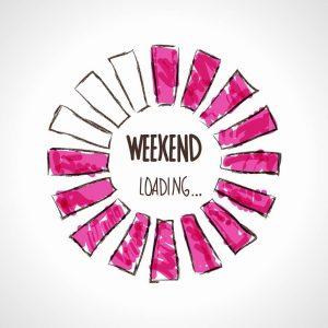 Weg met weekendstress: 7 tips van life & business coach Sara Van Wesenbeeck om het meeste uit je weekend te halen. www.barkingdogs.be