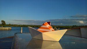 Summer reload on board en Business coach on board - van Barking Dogs, SSH-Boating, life & business coach Sara Van Wesenbeeck
