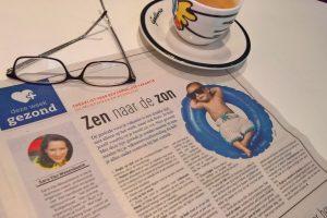 Zonder vakantiestress op reis - tips van life & business coach, professional organizer, spreker, auteur Sara Van Wesenbeeck
