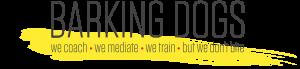 Barking Dogs - we coach | we mediate | we train | but we don't bite - www.barkingdogs.be +32 470 52 70 52