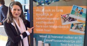 Life & business coach en personal organizer Sara Van Wesenbeecken geeft tips in Radar Radio (NPO Radio 1): Hoe houd je zo lang mogelijk je vakantiegevoel vast? Sara Van Wesenbeeck weet hoe.
