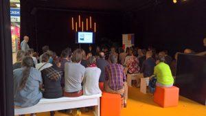 Auteur, coach en organizing expert spreekt en signeert op Boekenbeurs 2017 - barkingdogs.be