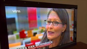 Verlies geen tijd en geld met je administratie. Tips van organizing expert Sara Van Wesenbeeck op VTM Nieuws - Barkingdogs.be