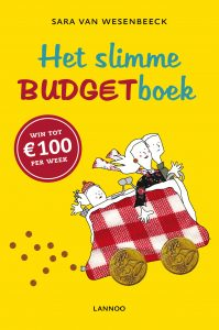 Het slimme budgetboek van Sara Van Wesenbeeck - www.barkingdogs.be