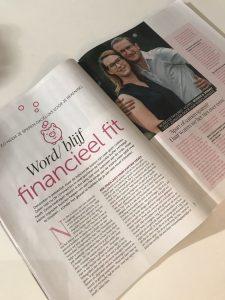Bespaar en spaar adviezen van budgetexpert Sara Van Wesenbeeck - Lees ook het boek 'Hack je budget' - www.barkingdogs.be
