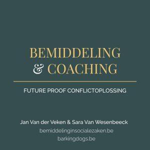 'Bemiddeling & coaching': ijzersterke tandem voor het oplossen van conflicten op de werkplek en voor het bijdragen aan meer welzijn, productiviteit en geluk op de werkplek.